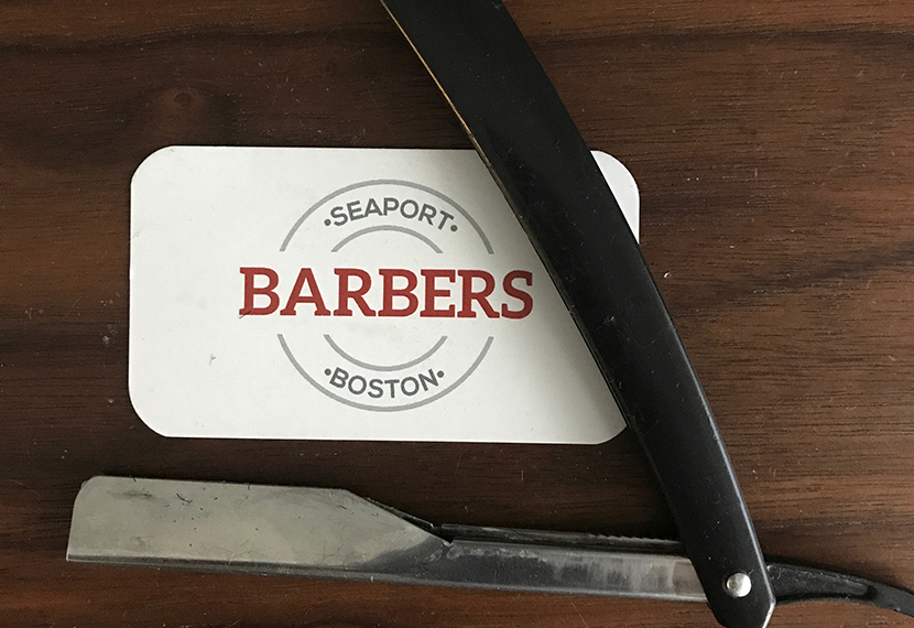 Seaport Barbers: Better Grooming Has Arrived